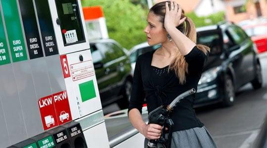 дизел в бензина
