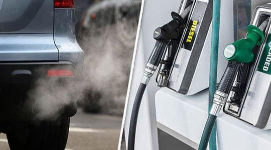дизел-в-бензина
